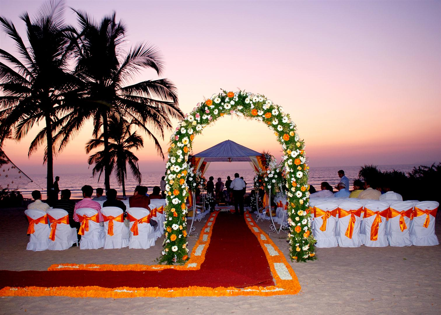 How To Plan A Beach-side Wedding In Goa?