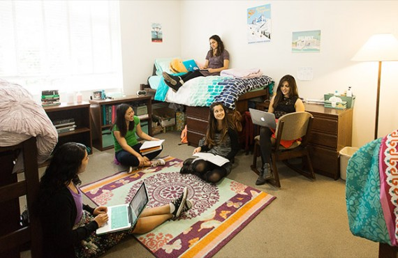 How To Survive Life In A College Dorm