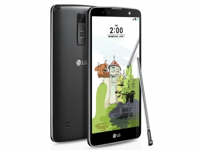 LG Stylus 2 Plus With 5.7-Inch Full HD Display, 'Nano-Coated' Stylus Launched