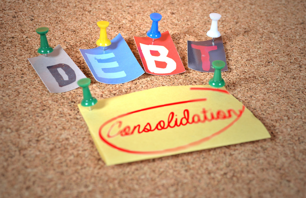 Reducing Financial Strain by Minimizing Debts