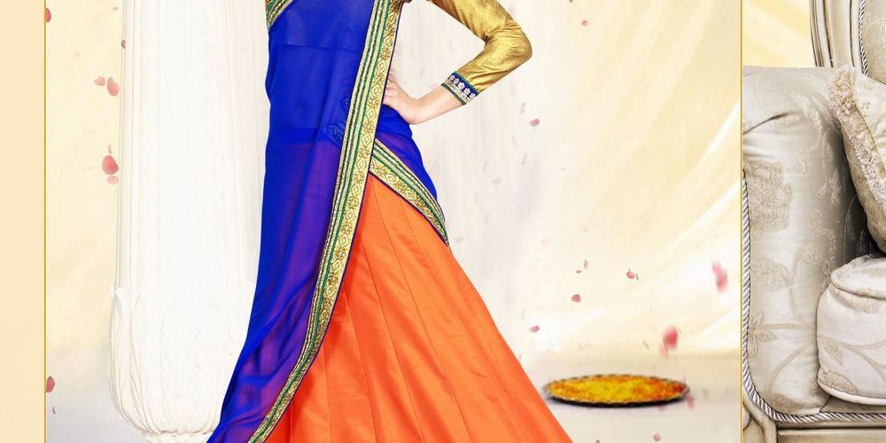 Lehenga Choli: Perfect Attire For A Wedding or Party!