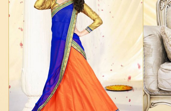 Lehenga Choli: Perfect Attire For A Wedding or Party!