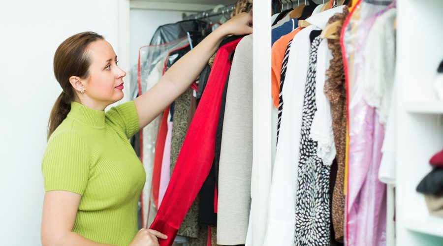 Know It All: Organize Your Closet For The Winter Season