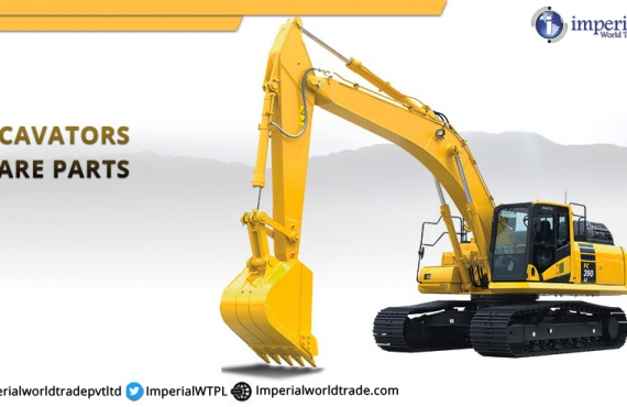 Choose The Best Of Excavators With Its Excellent Spare Parts