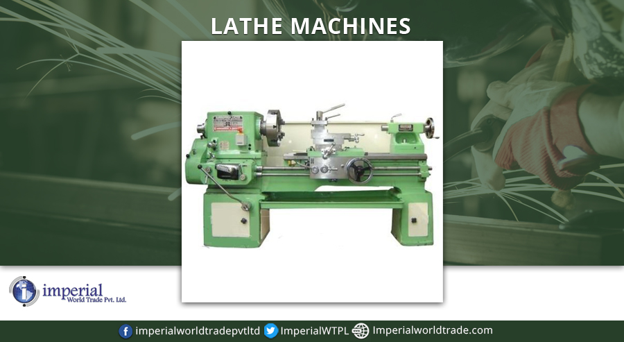 Lathe Machines That Are Used For Shaping Heavy Tools