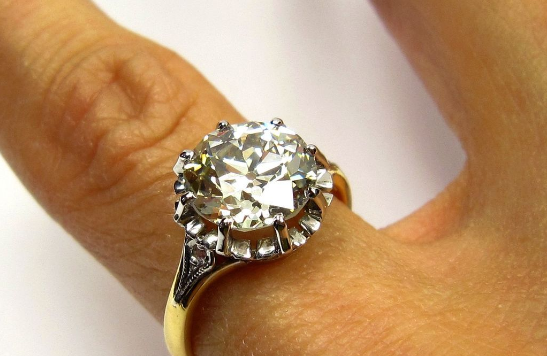 Finding The Perfect Ring