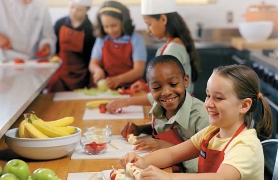 Effect Of Nutrition On Children's Health