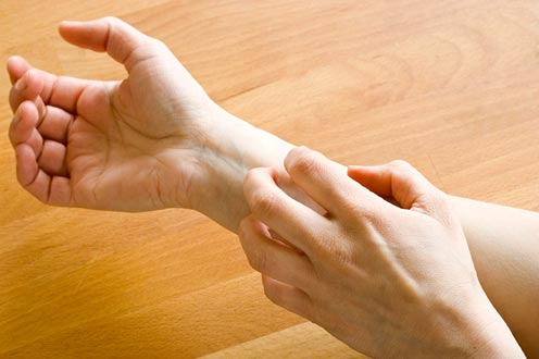 5 Tips For Not Scratching That Itch