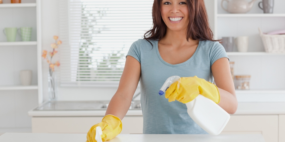 5 Health Benefits Of Having A Clean Home