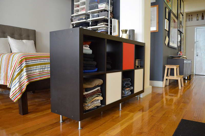 Ideas For Storage In Small Spaces