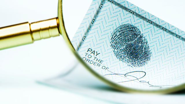 How To Avoid Fraudulent Checks