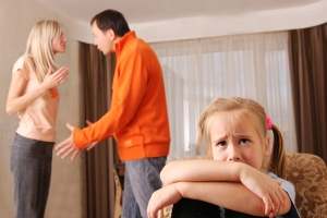 """Shared Parenting Creates A New World For The """"children of divorce"""""""