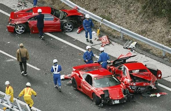 5 Important Details To Know If You're In A Road Traffic Accident