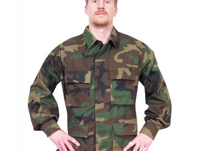 The Attires Of The United States Army Personnel