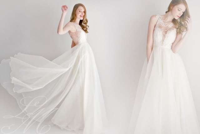 Get Fabulous High Street Wedding Dresses In Your Budget