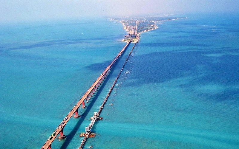 Rameshwaram - The Holy City Home To Sri Ramanathaswamy Temple and 64 Holy Tanks