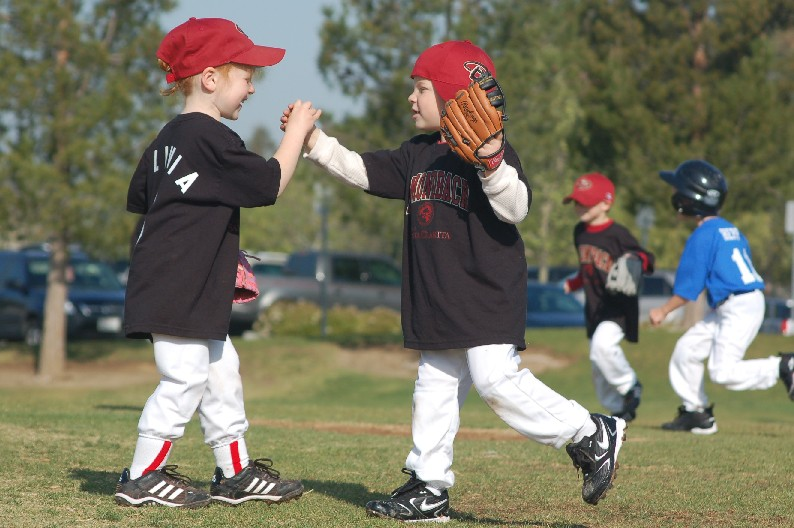 Why Should Your Child Be Involved In Sports?
