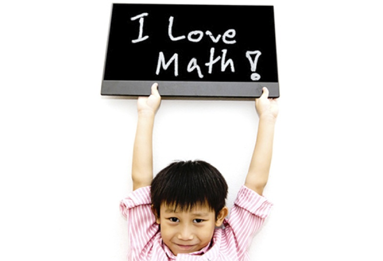 Learning To Love Mathematics