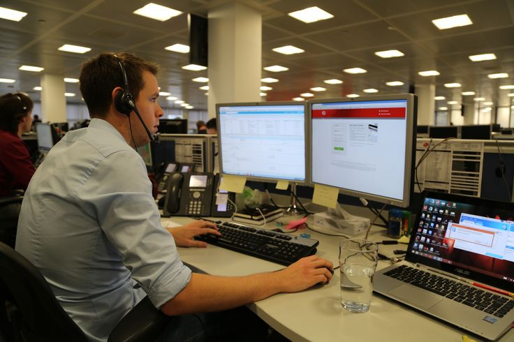 Technical support in London