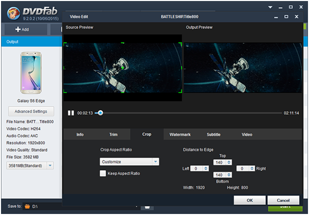 Whatever You'd Like To, DVDFab Blu-ray Ripper Satisfies You