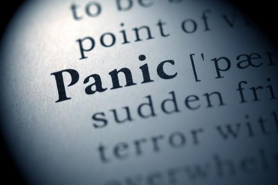 AWARE - 5 Steps To Overcome Panic Attacks