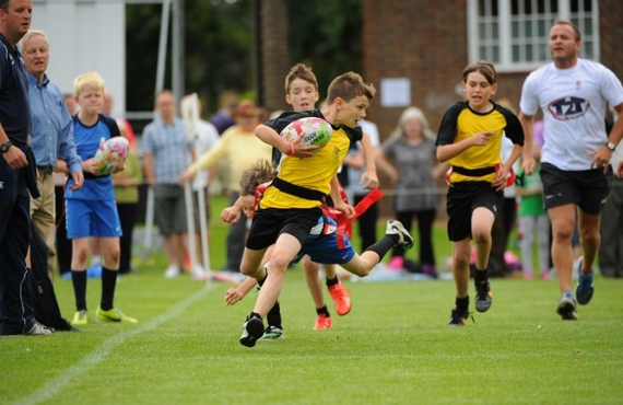 RFU Development Director Positive About Grass Roots Rugby