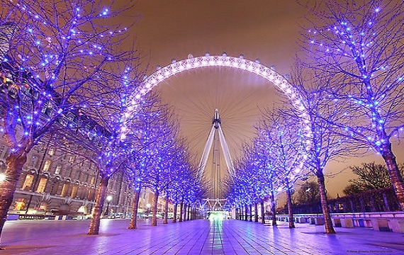 Why To Celebrate Christmas In London