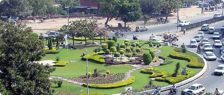 Getting Around The Peaceful and Glamorous Chandigarh