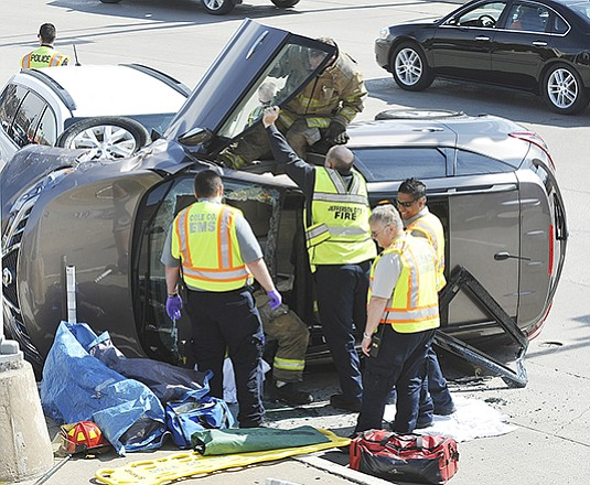 Missouri Driver Got Injured & Put Out from Vehicle In Automobile Accident