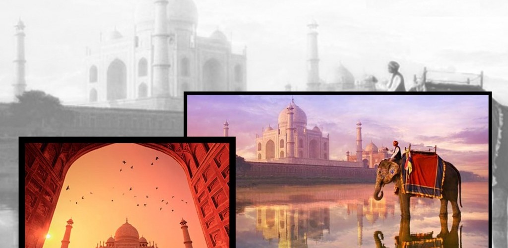 Taj Mahal Is A Tomb Situated In Agra, India, That Was Built by Shah Jahan In Memory Of His Most Loved Wife, Mumtaz Mahal