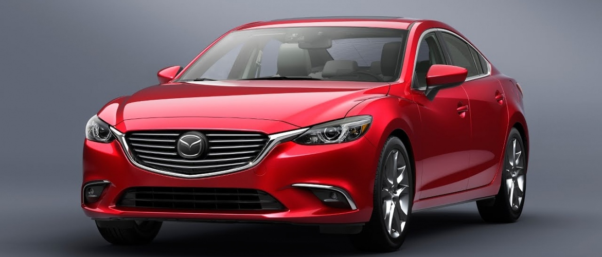 Why The All New 2016 Mazda 6 Is The Right Car For You
