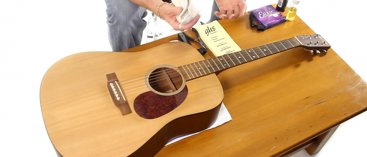 How To Take Great Care OF Your Guitar?