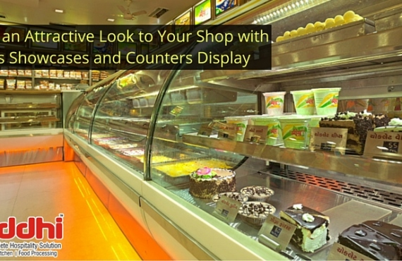 Give An Attractive Look To Your Shop With Glass Showcases and Counters Display