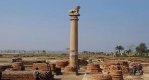 Ashokan Pillars of 300 BC