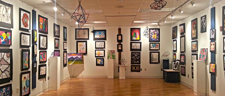Online Art gallary