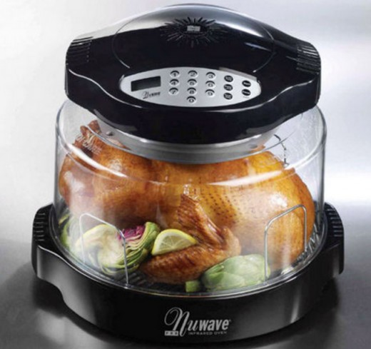 The New NuWave Oven Comes With A Variety Of Enthralling Features