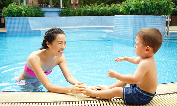 Tips On Helping Your Child Overcome The Fear Of Water