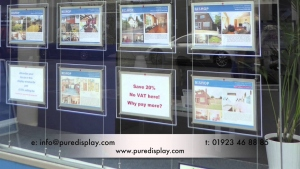 How To Improve Your Business Using Estate Agent Displays?