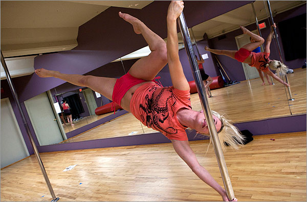 Pole Dancing Classes With Inner Me Studios