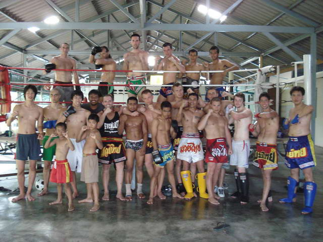 Why Include Muay Thai Training Gym In Thailand n Your Next Business Trip?