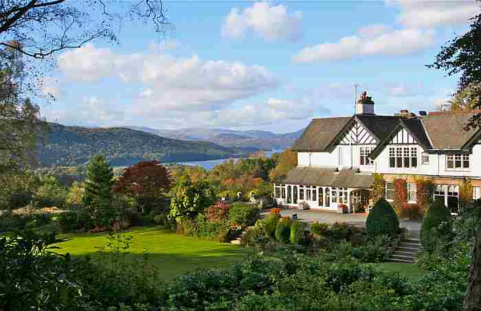 Significance Of Good Hotels Near Windermere Lake