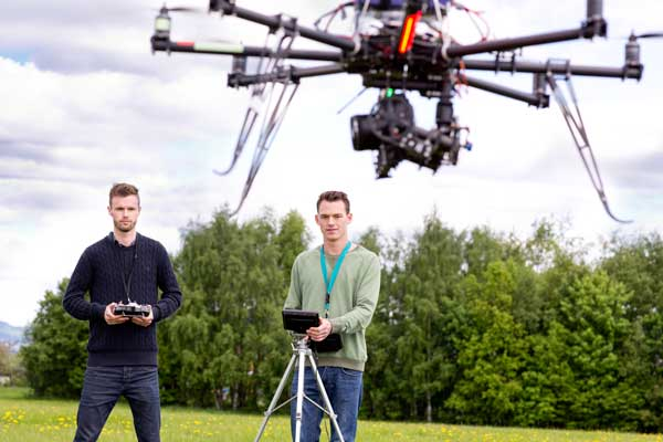 Secrets Behind Drone Technology Revealed