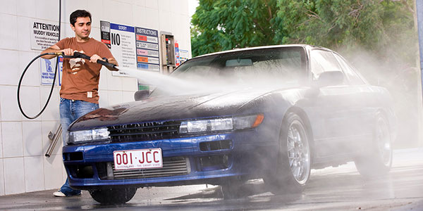 Washing A Car On Your Own or Using Car Wash Services?