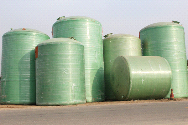 FRP Storage Tanks Manufacturers Explain Why Composites Are Different