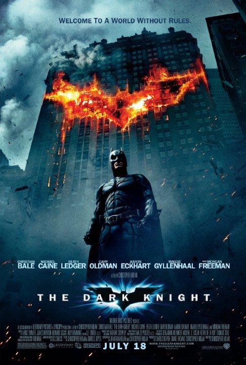 The Dark Knight | moxietoday.com