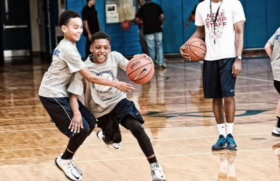The Life Lessons Of Basketball For Kids