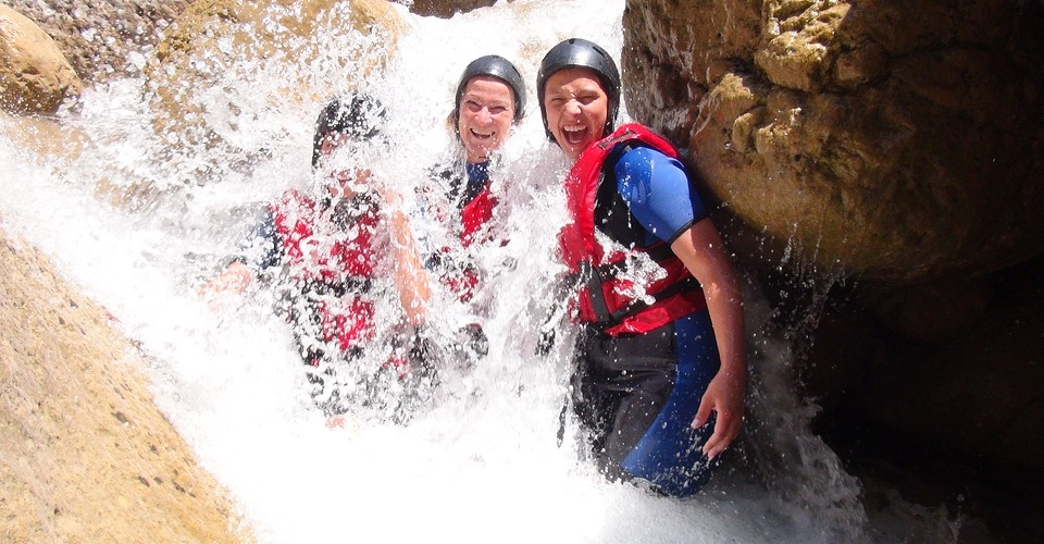 Safety Tips For White Water Rafting