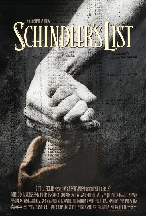 Schindler's List | moxietoday.com