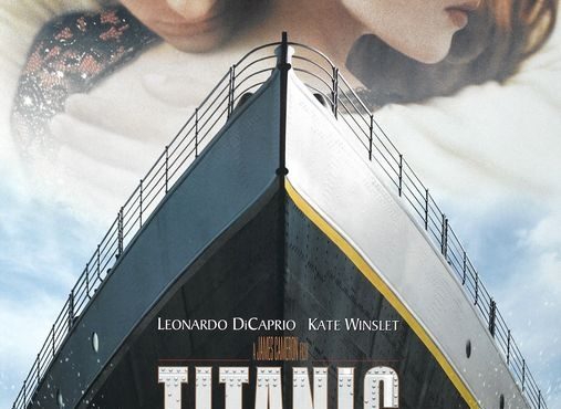 Titanic | moxietoday.com