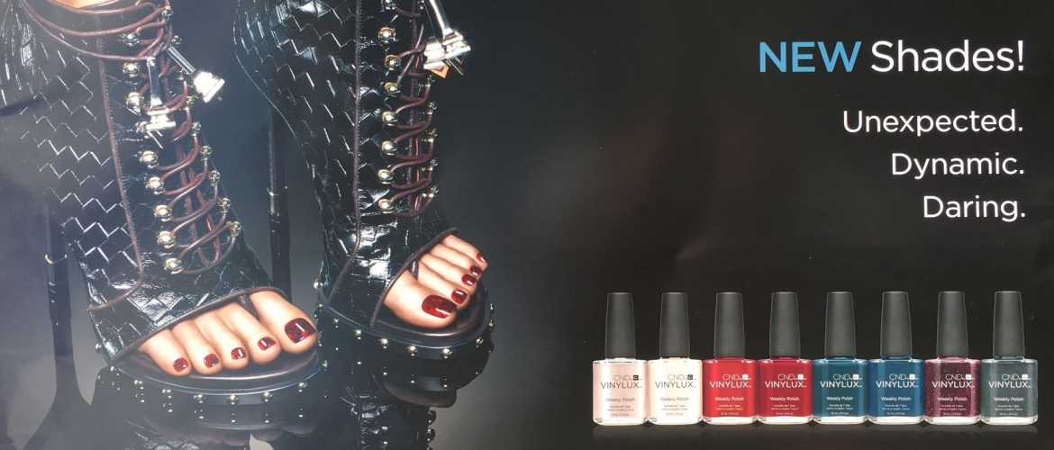 CND Shellac Nail Polish : A Dream Come True For All Manicure Lovers